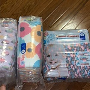 Honest Diapers Size 6